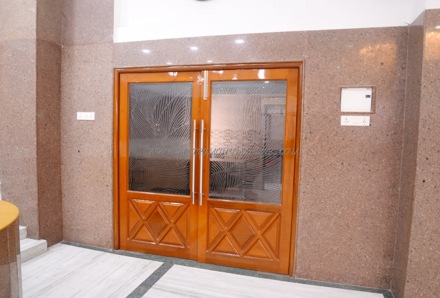 Shree Convention Centre - Dining Entrance