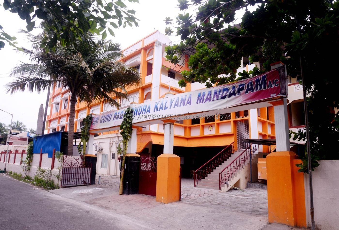 Find the availability of the Sri Guru Raghavendra Kalyana Mandapam (A/C) in Madipakkam, Chennai and avail special offers