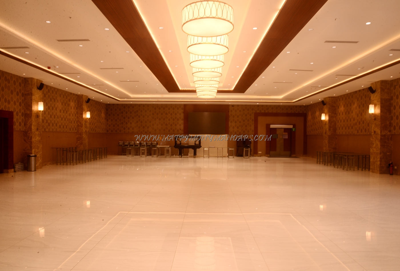 Find the availability of the M Weddings Conventions M Ballroom  (A/C) in Vanagaram, Chennai and avail special offers