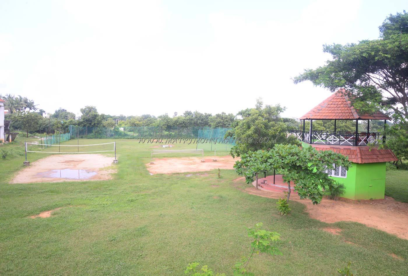 Find the availability of the The Grand Blossoms Lawn 1 (A/C) in Puzhal, Chennai and avail special offers