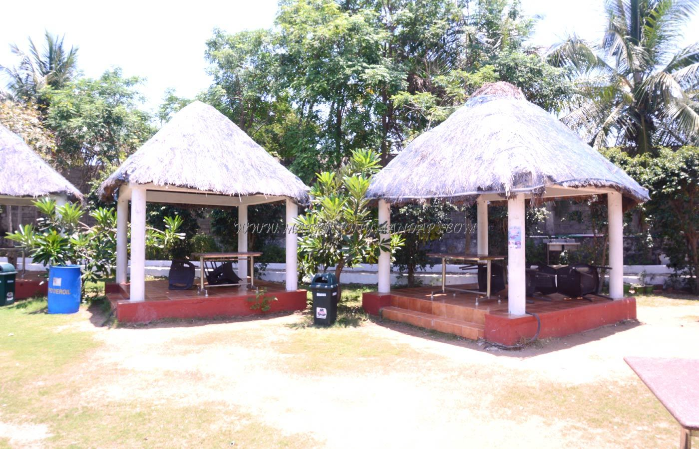 Find the availability of the The Country Club Jade Beh Resort Open Lawn 1 in ECR, Chennai and avail special offers
