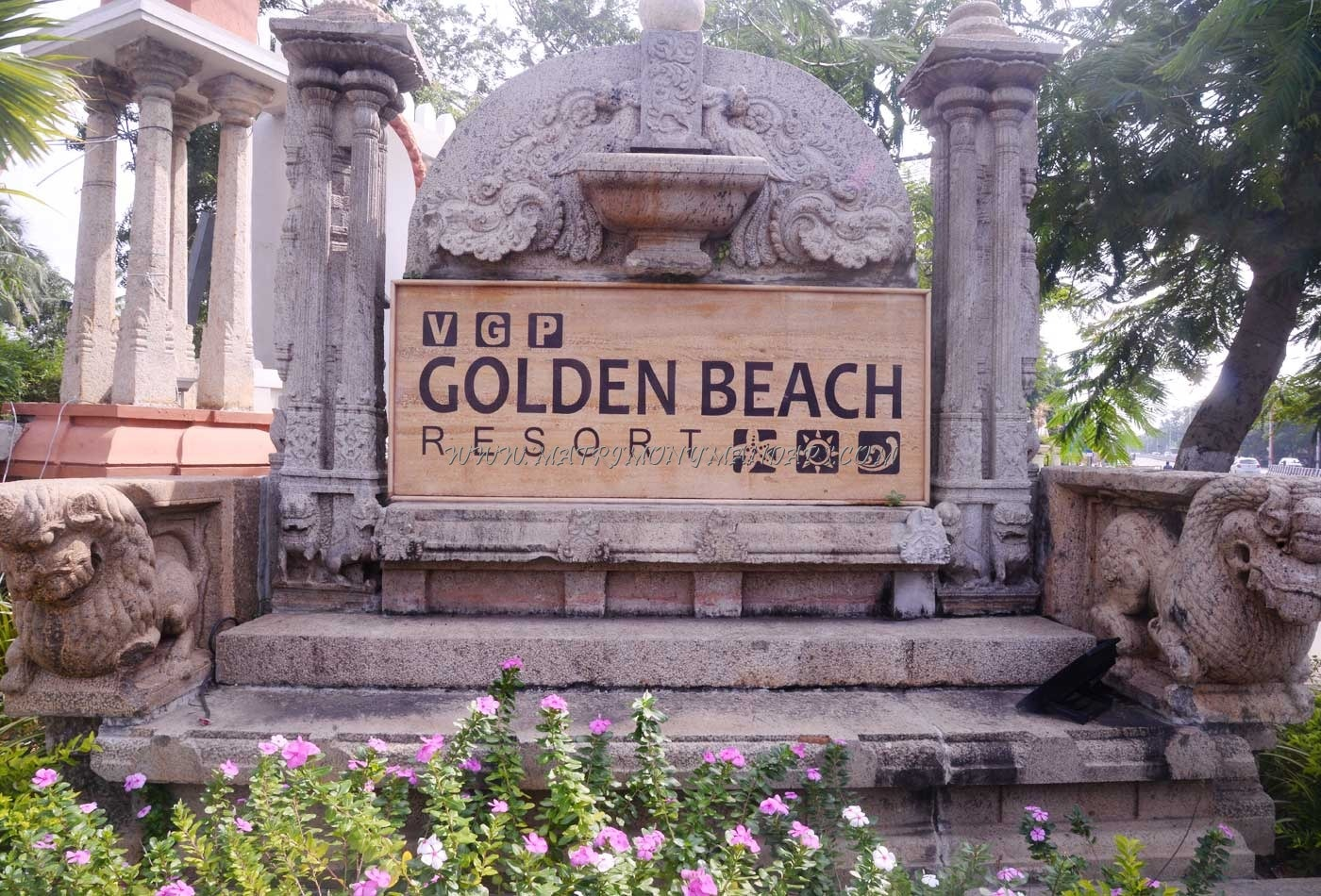 Find the availability of the VGP Golden Beh Resort - Peock Lawn in ECR, Chennai and avail special offers
