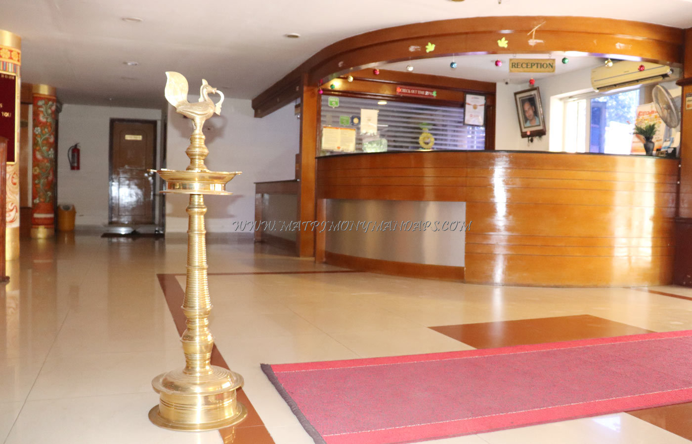 Find the availability of the Sree Gokulam Sabari Gopika Hall (A/C) in North Nada, Guruvayoor and avail special offers