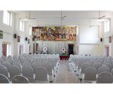 Find the availability of Sree Gokulam Sabari Gopika hall (A/C)  in North Nada, Guruvayoor and avail the special offers