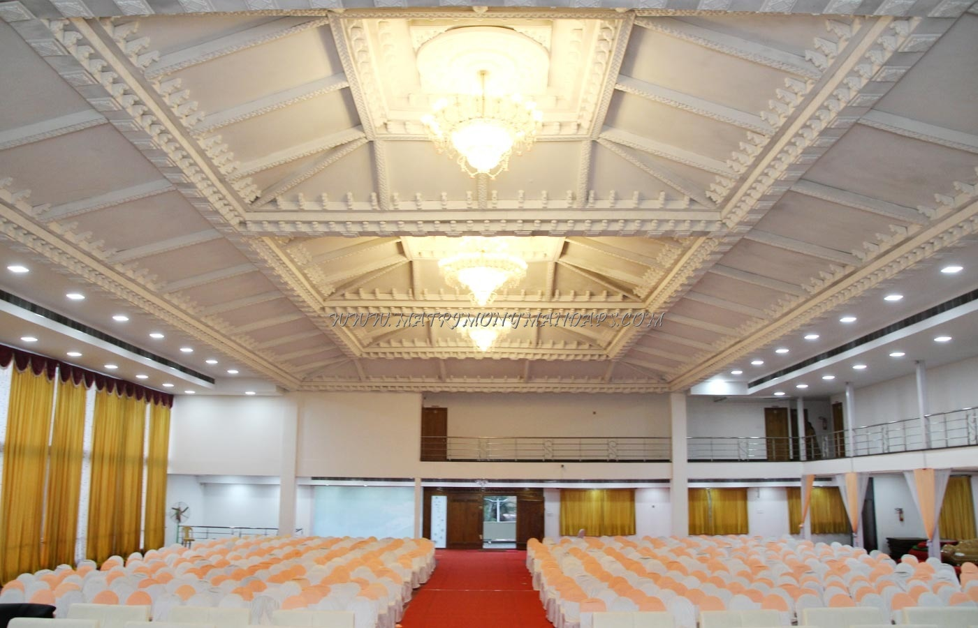 Find the availability of the Madhura Milana Convention Hall (A/C) in Yelahanka, Bangalore and avail special offers
