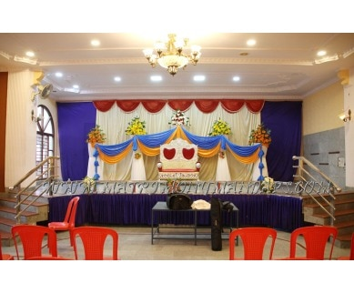 Find the availability of Sri Lakshmi Party Hall in Kammanahalli, Bangalore and avail the special offers
