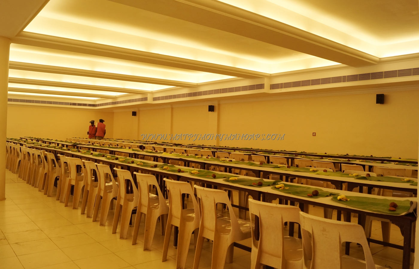 RDR Convention Centre - Dining Hall