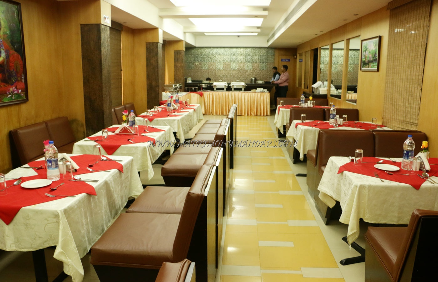 Find the availability of the Pattom Royal Hotel Royal Banquet Hall 2 (A/C) in Pattom, Trivandrum and avail special offers