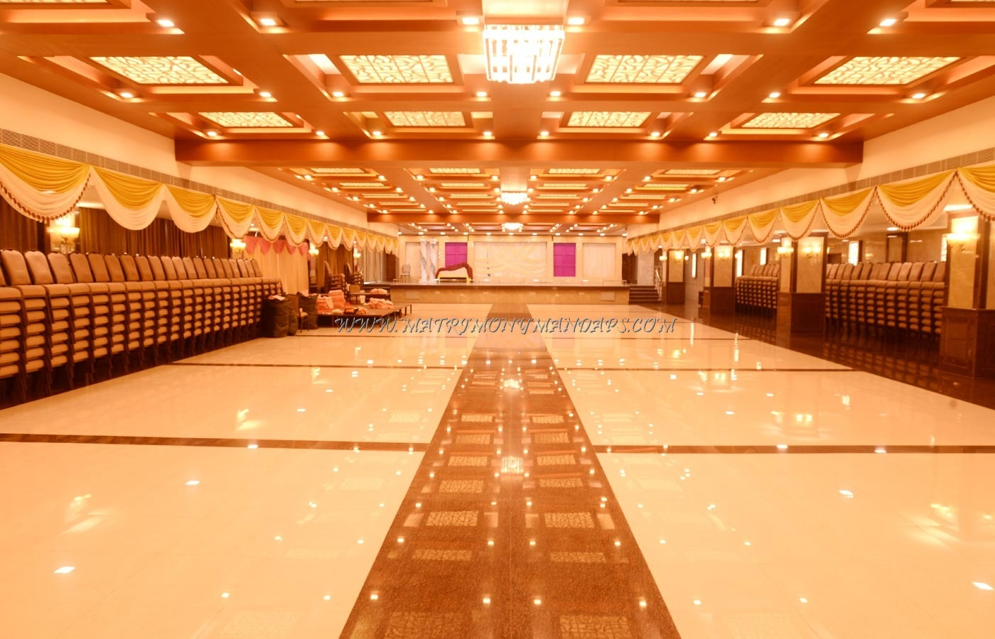 Ramavadivu Convention Centre - Hall