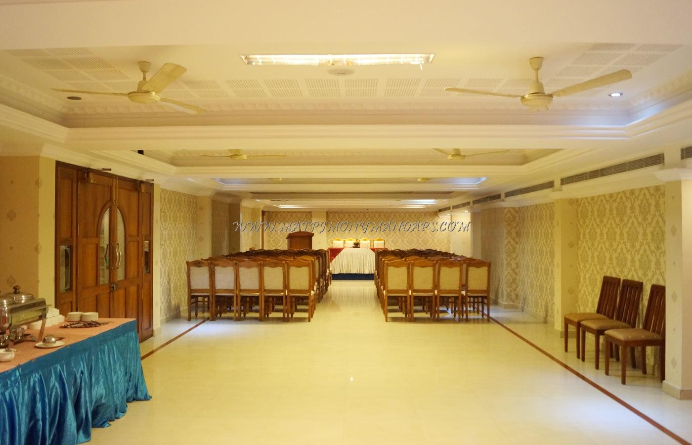 Hotel Prasanth Delight - Pre-function Area