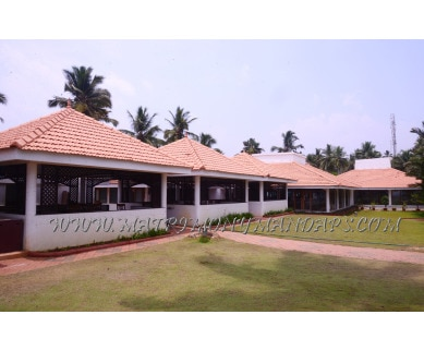 Find the availability of Hotel Samudra KTDC Open Space in Kovalam, Trivandrum and avail the special offers