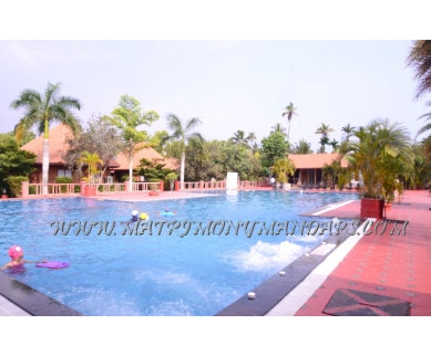 Club Mahindra Pool Side Photos, Poovar, Trivandrum-Images & Pictures Gallery