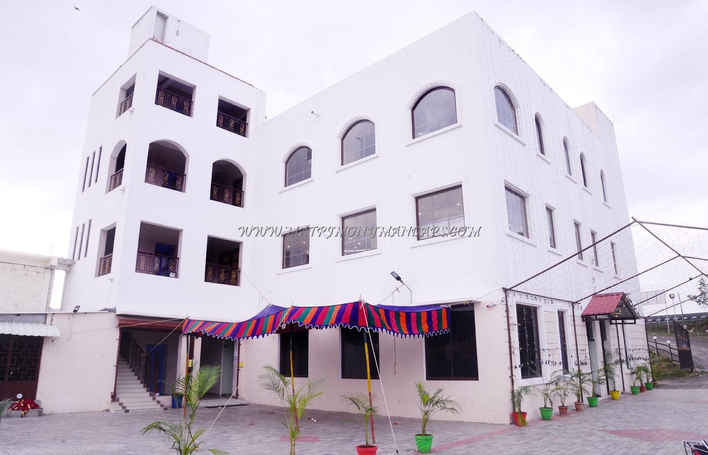 Surabhi Palace Wedding Hall - Building View
