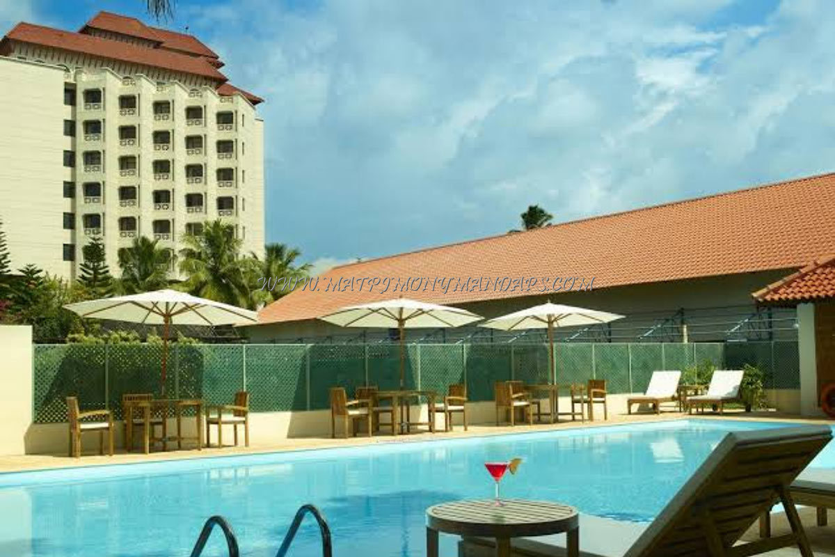 Find the availability of the The Gateway Hotel Marina (A/C) in MG Road, Kochi and avail special offers