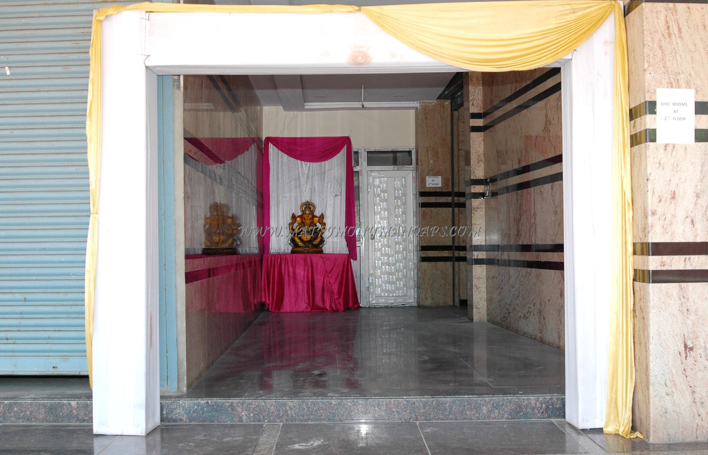 Find the availability of the Hotel Bhadras Grand Hall 3 (A/C) in Ramanthapur, Hyderabad and avail special offers