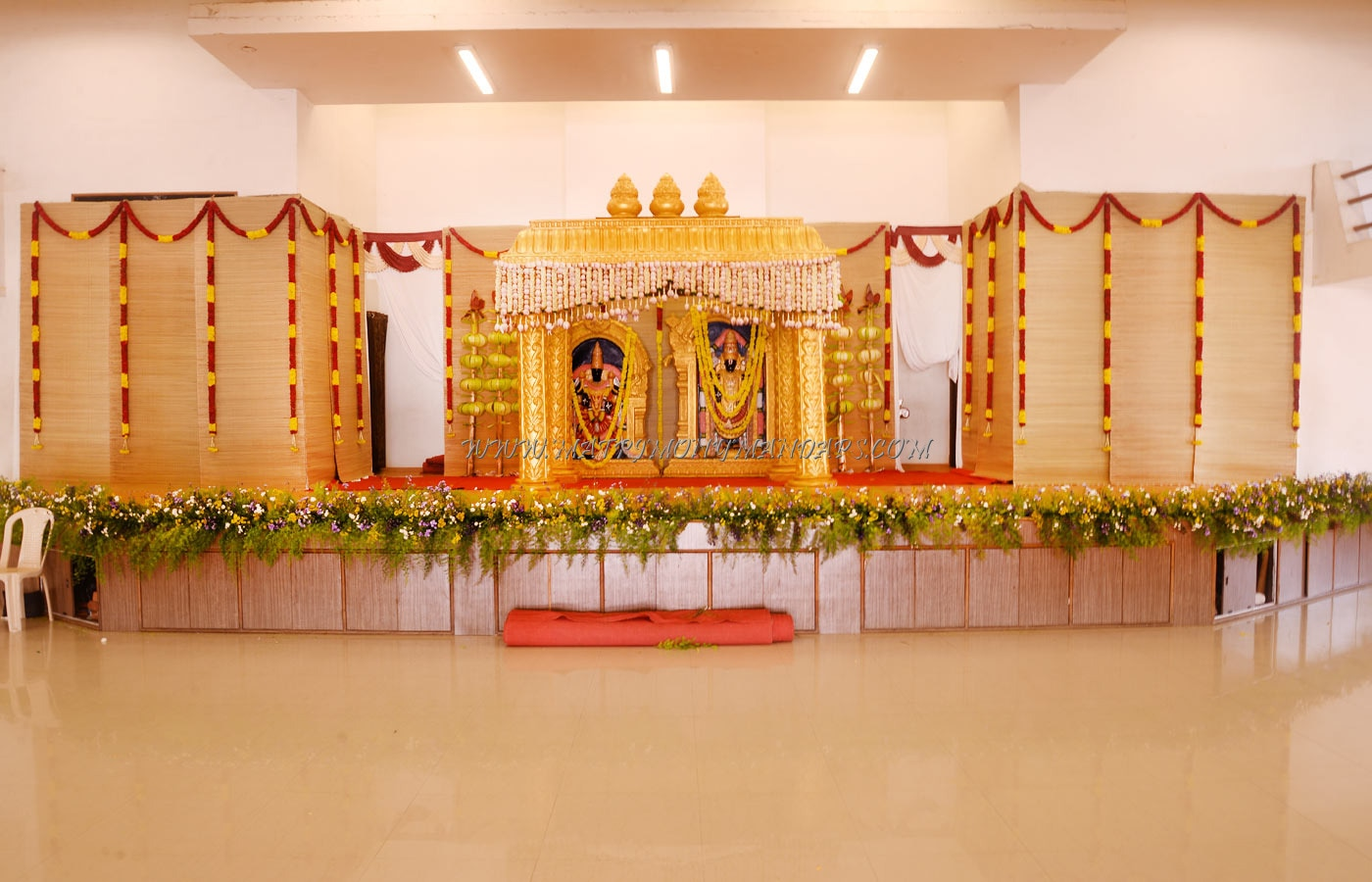 Find the availability of the Sri Radhakrishna Mandapam in ECR, Chennai and avail special offers