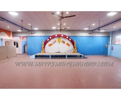 Find the availability of Sri Lakshmi Mini Hall in Adambakkam, Chennai and avail the special offers
