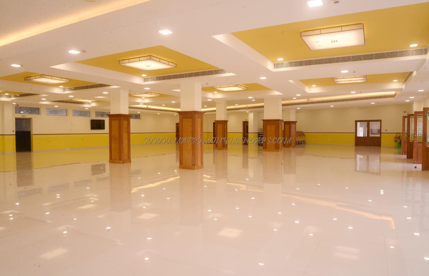 Shree Chaitanya Function Hall - Dining Hall