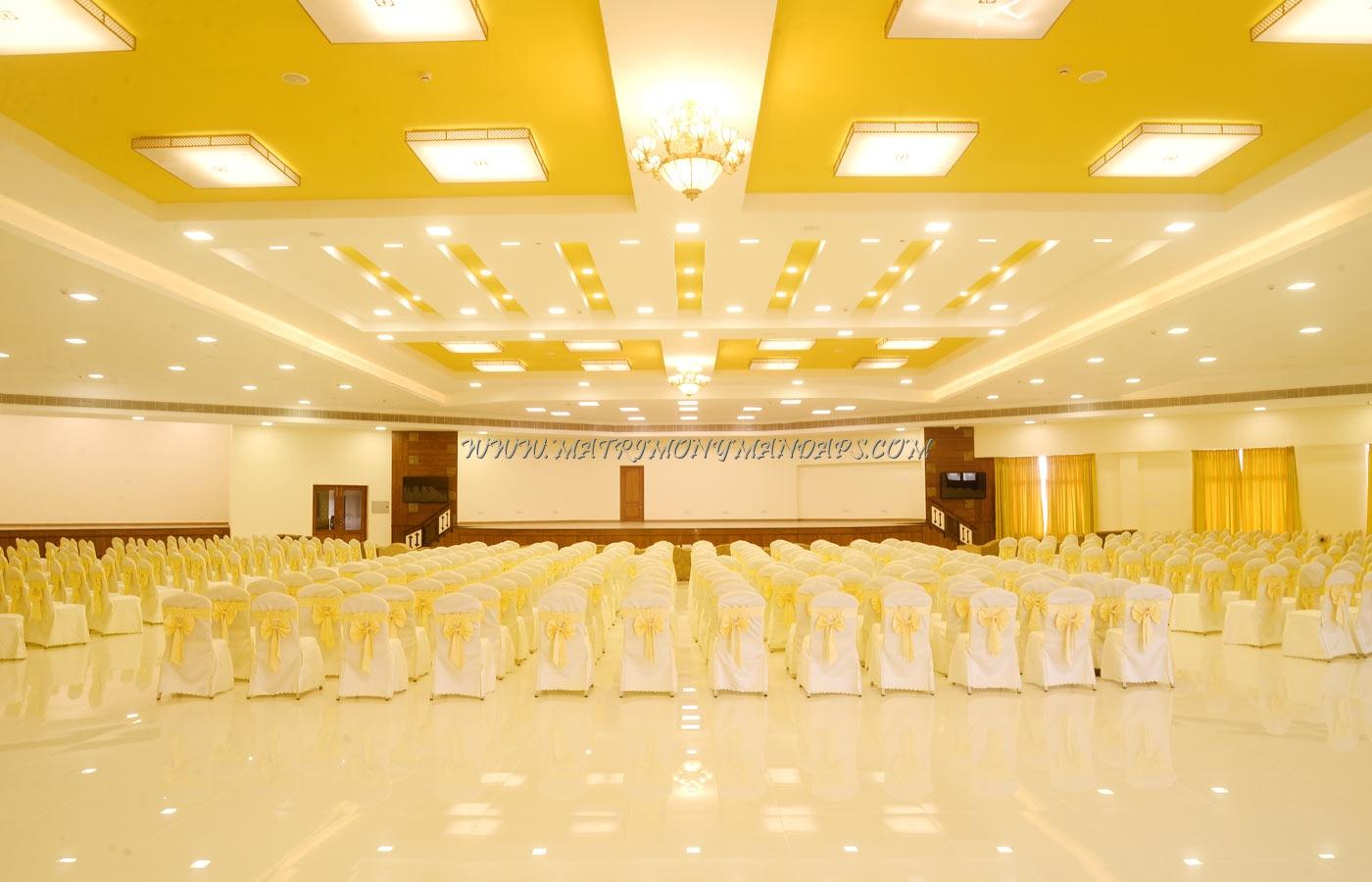 Shree Chaitanya Function Hall - Hall