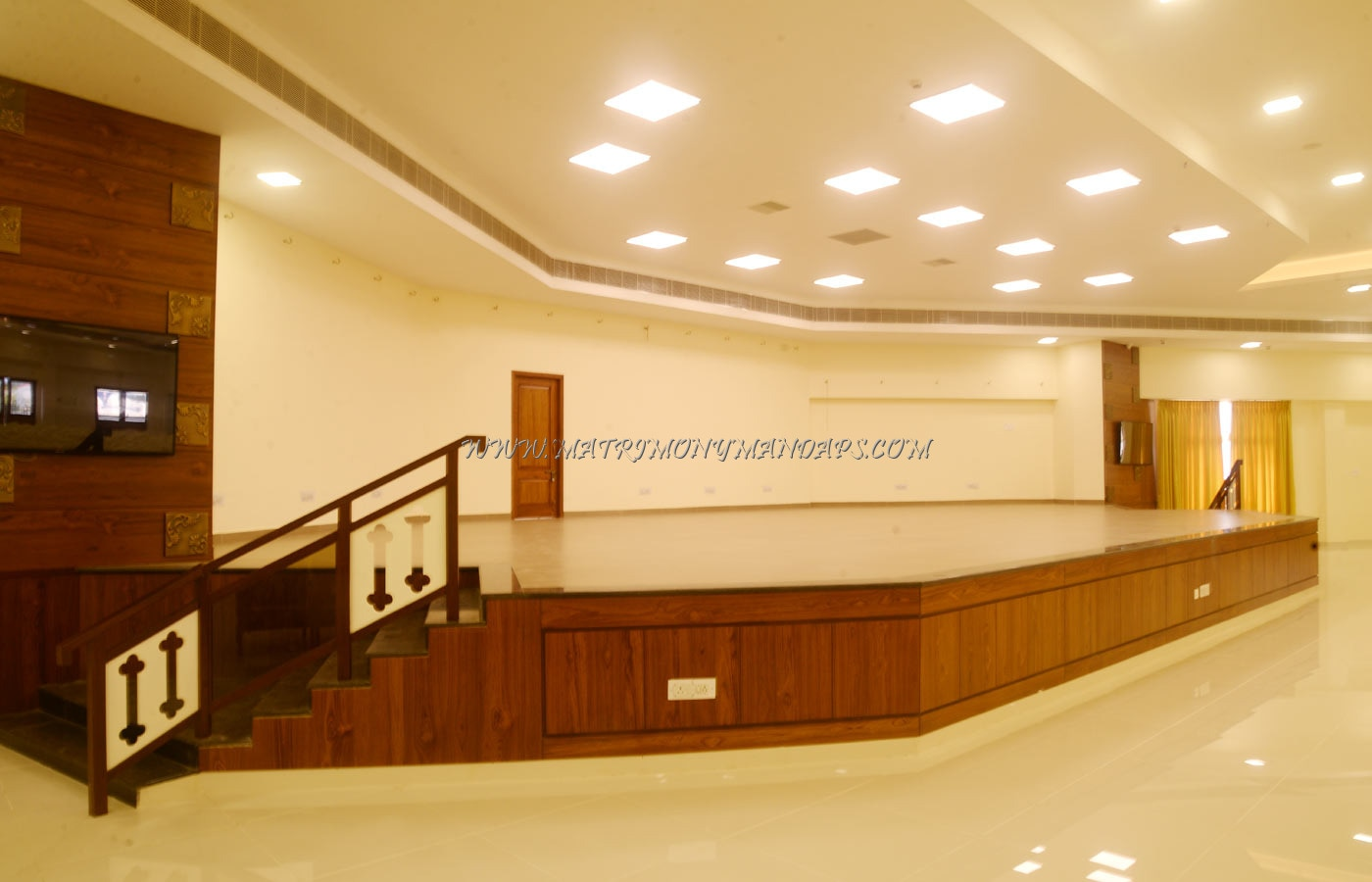 Shree Chaitanya Function Hall - Stage
