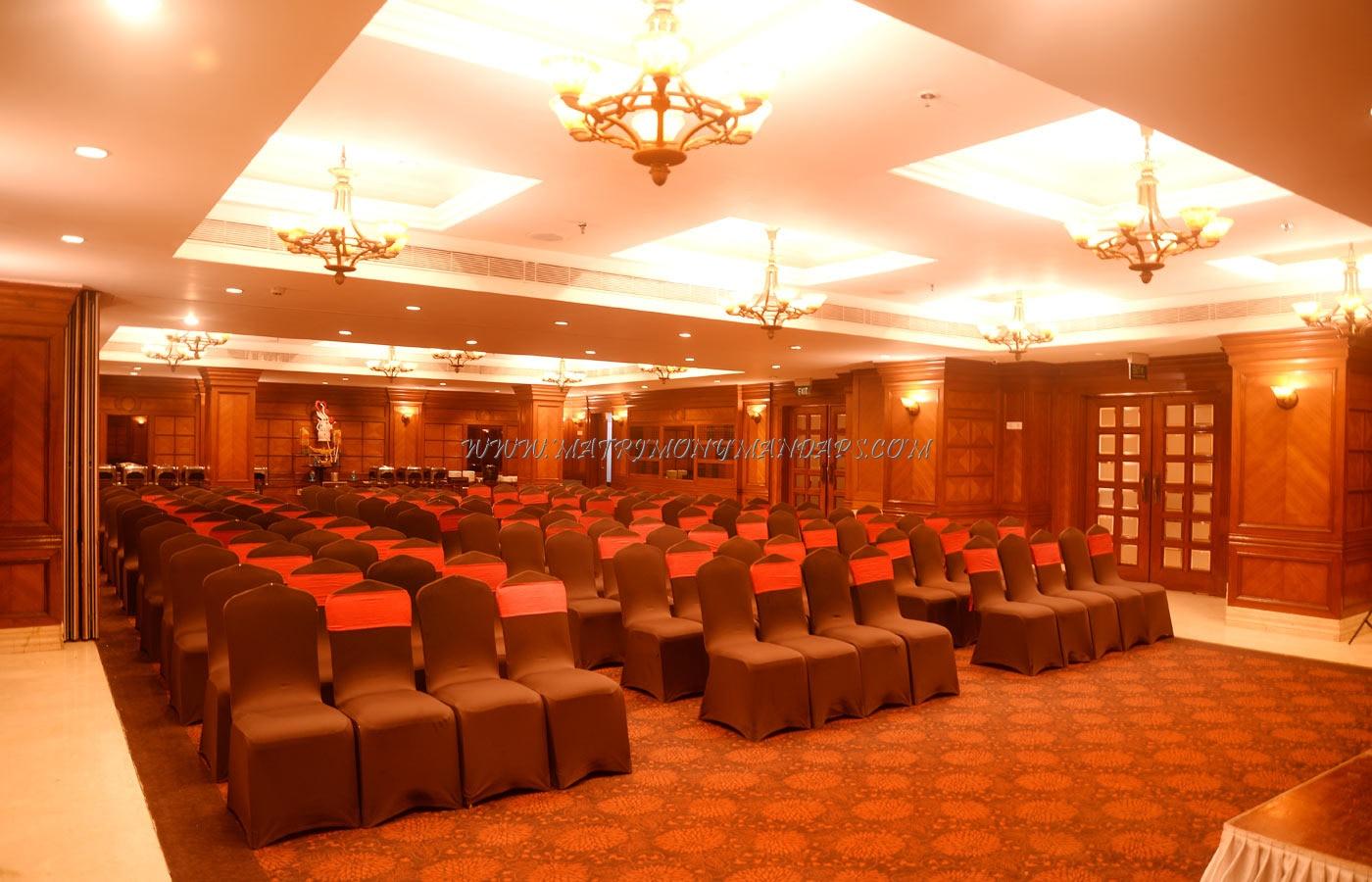 Accord Metropolitan Chennai Emerald Banquet Hall - Pre-function Area