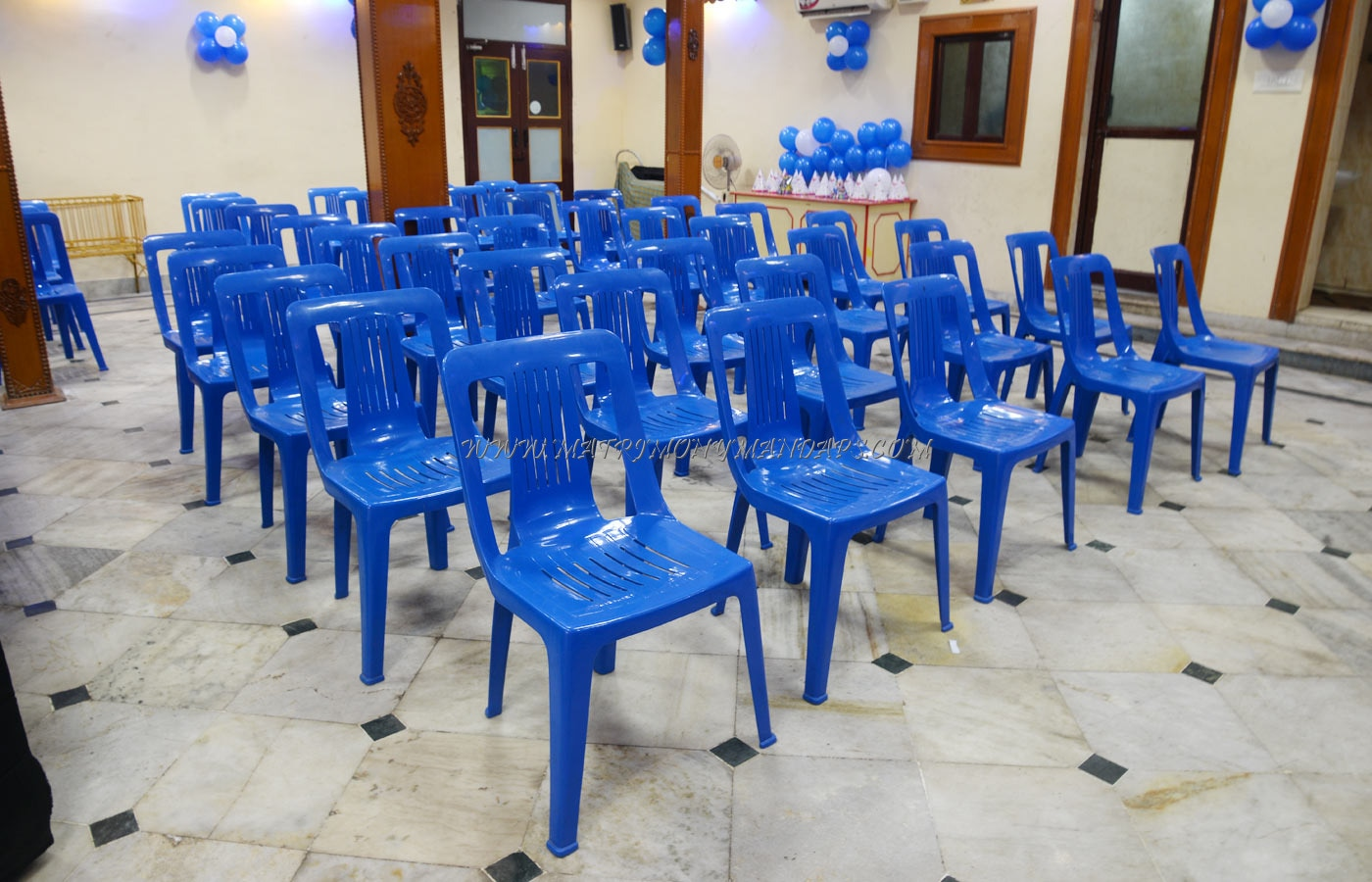 Find the availability of the Sri Lalitha Mini Function Hall in Kodambakkam, Chennai and avail special offers