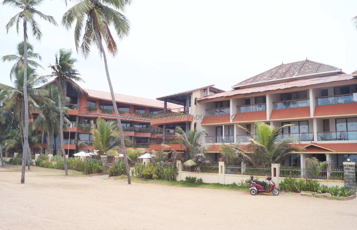Find the availability of the Uday Samudra Leisure Beh Hotel - Beh Venue in Kovalam, Trivandrum and avail special offers