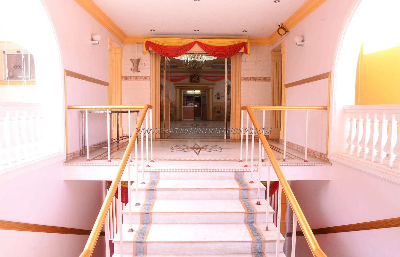 Find the availability of the New GG Mahal  (A/C) in Arumbakkam, Chennai and avail special offers