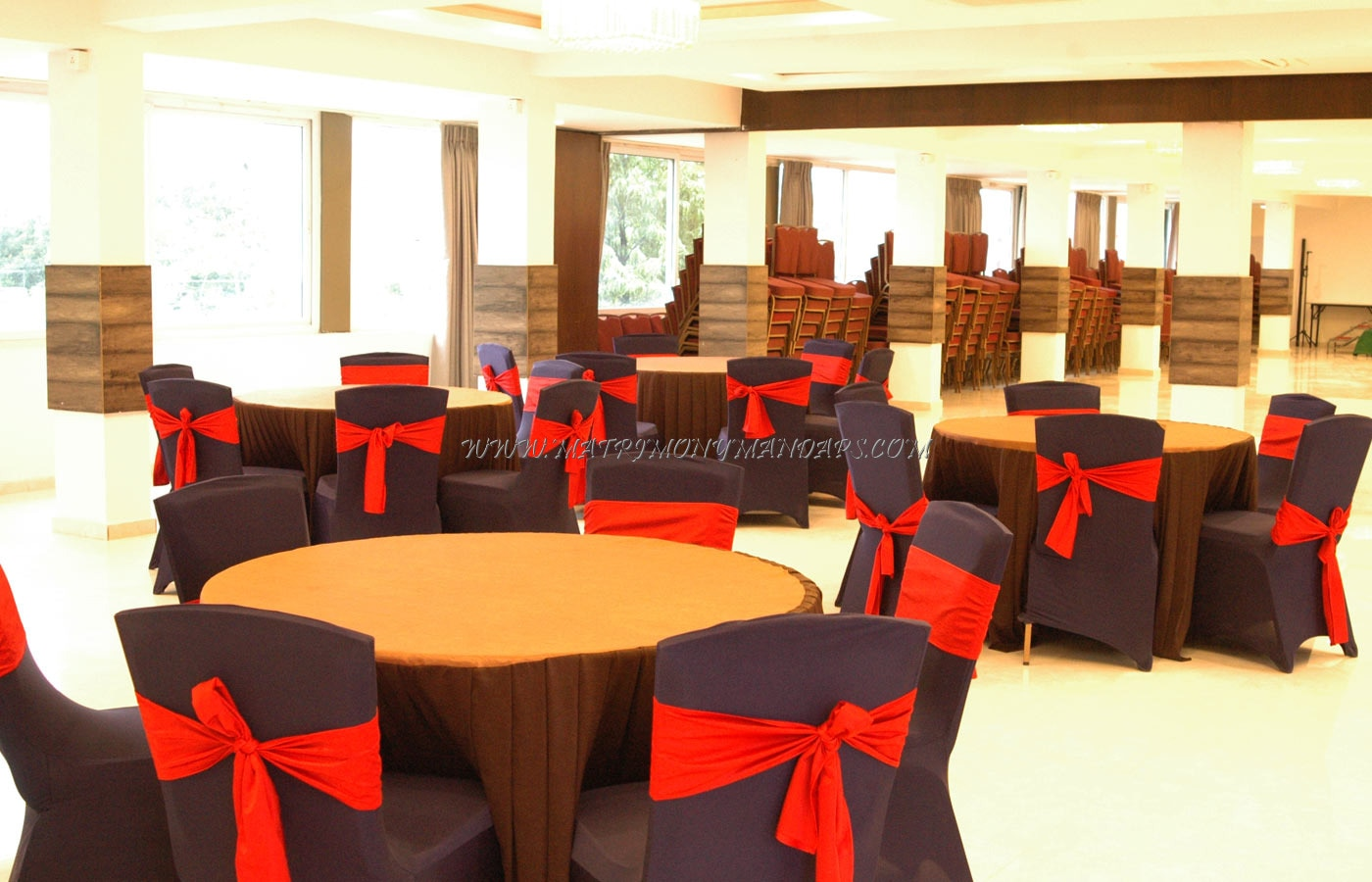 NVR Banquet Hall - Pre-function Area