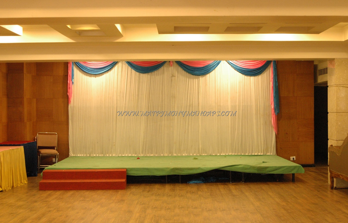 Chutneys Banquet Hall 1 - Pre-function Area