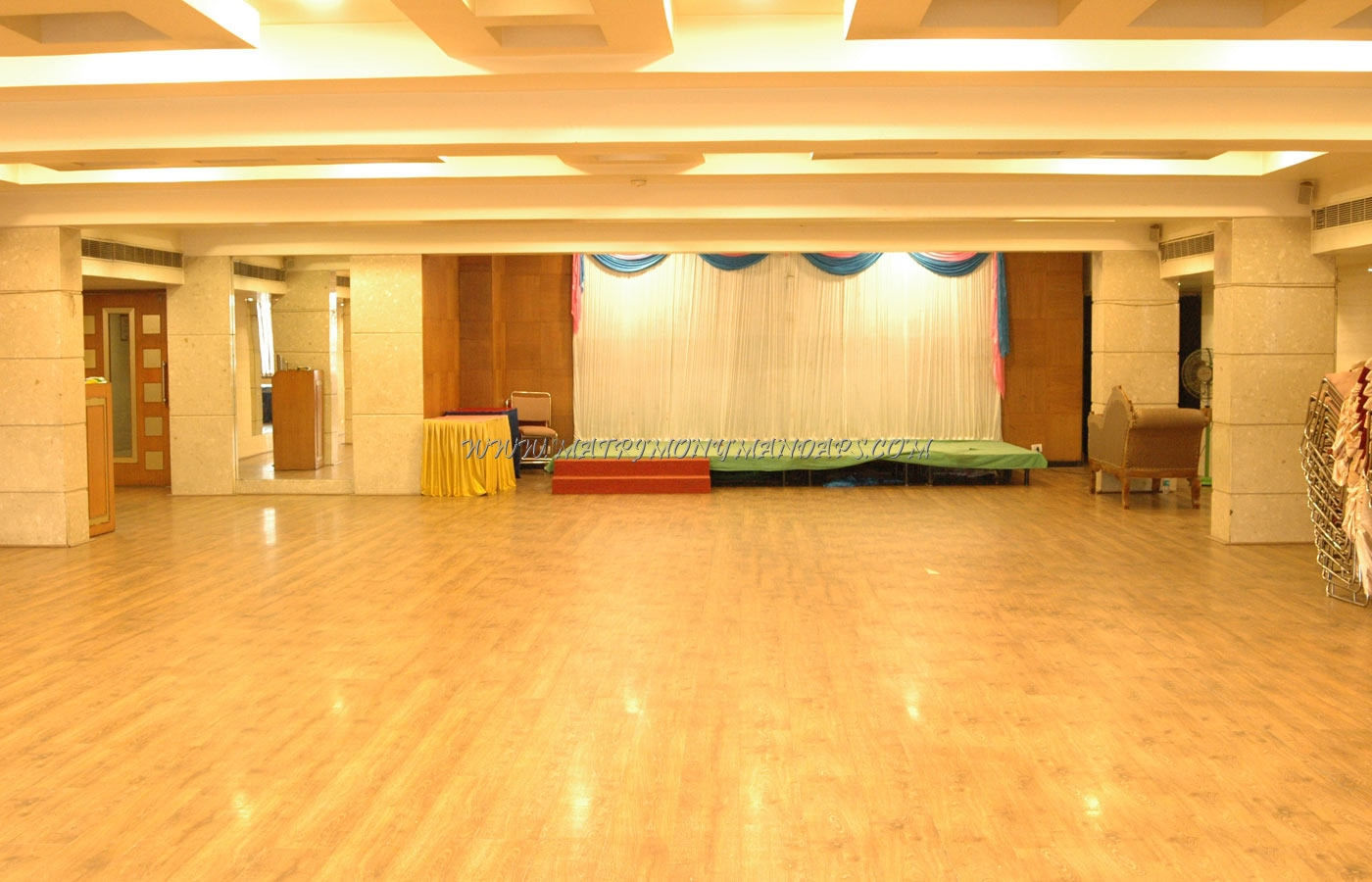 Chutneys Banquet Hall 1 - Pre-function Area
