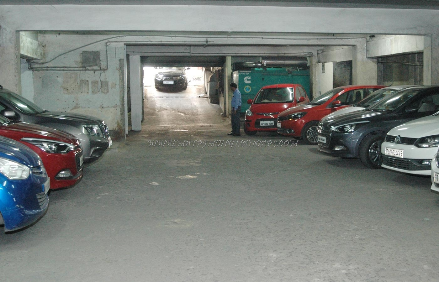 Chutneys Banquet Hall 1 - Car Parking