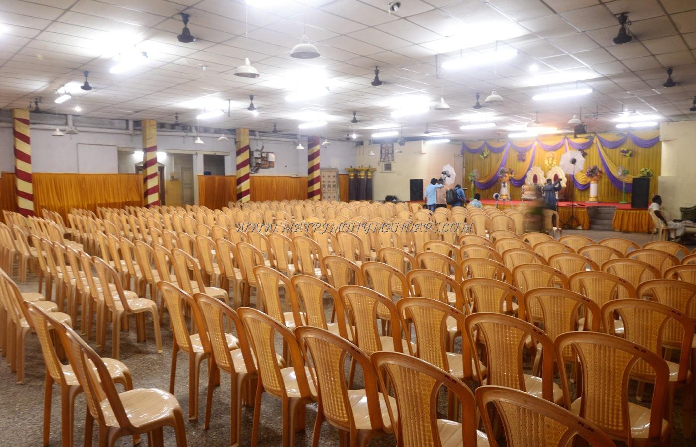 Shriraj Mahal - Hall