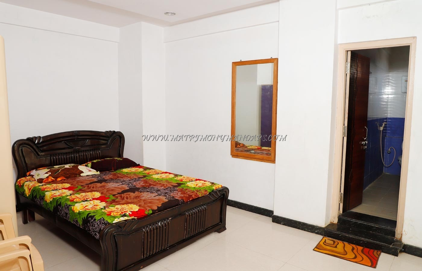 Shamala Siddagangaiah Convention Centre - Rooms