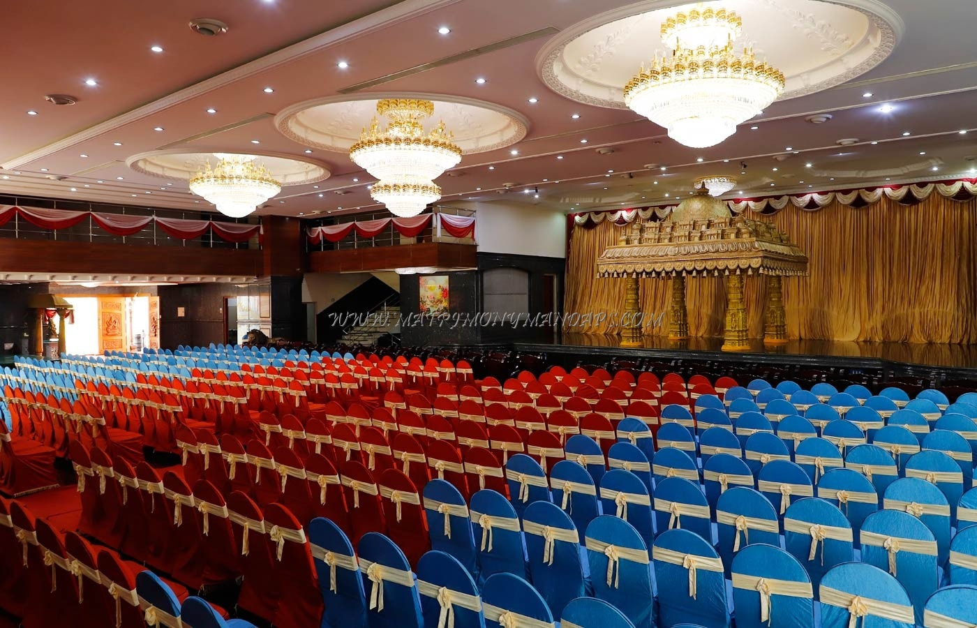 Shamala Siddagangaiah Convention Centre - Hall