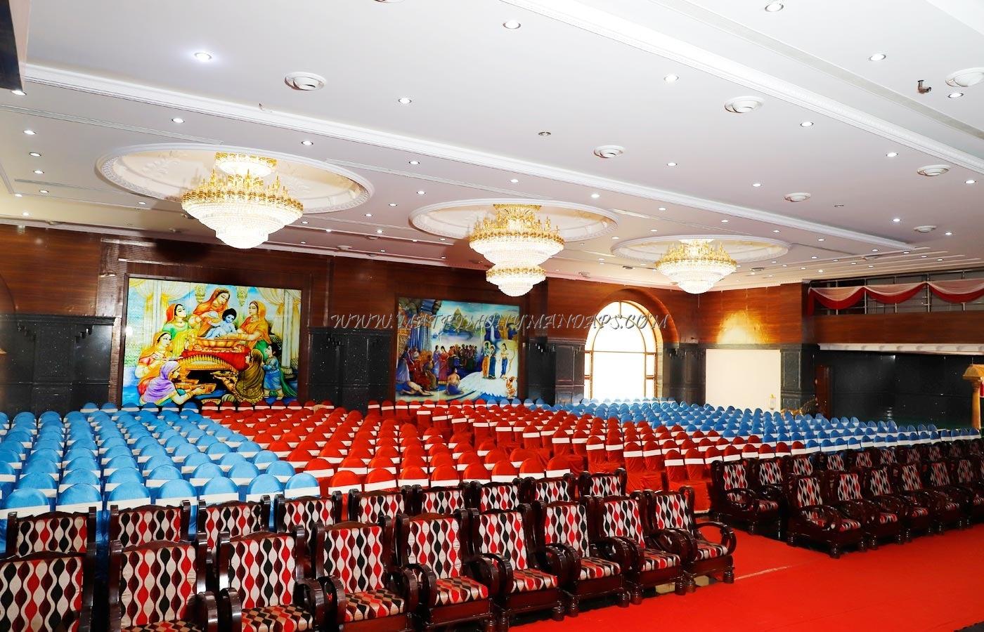 Shamala Siddagangaiah Convention Centre - Hall