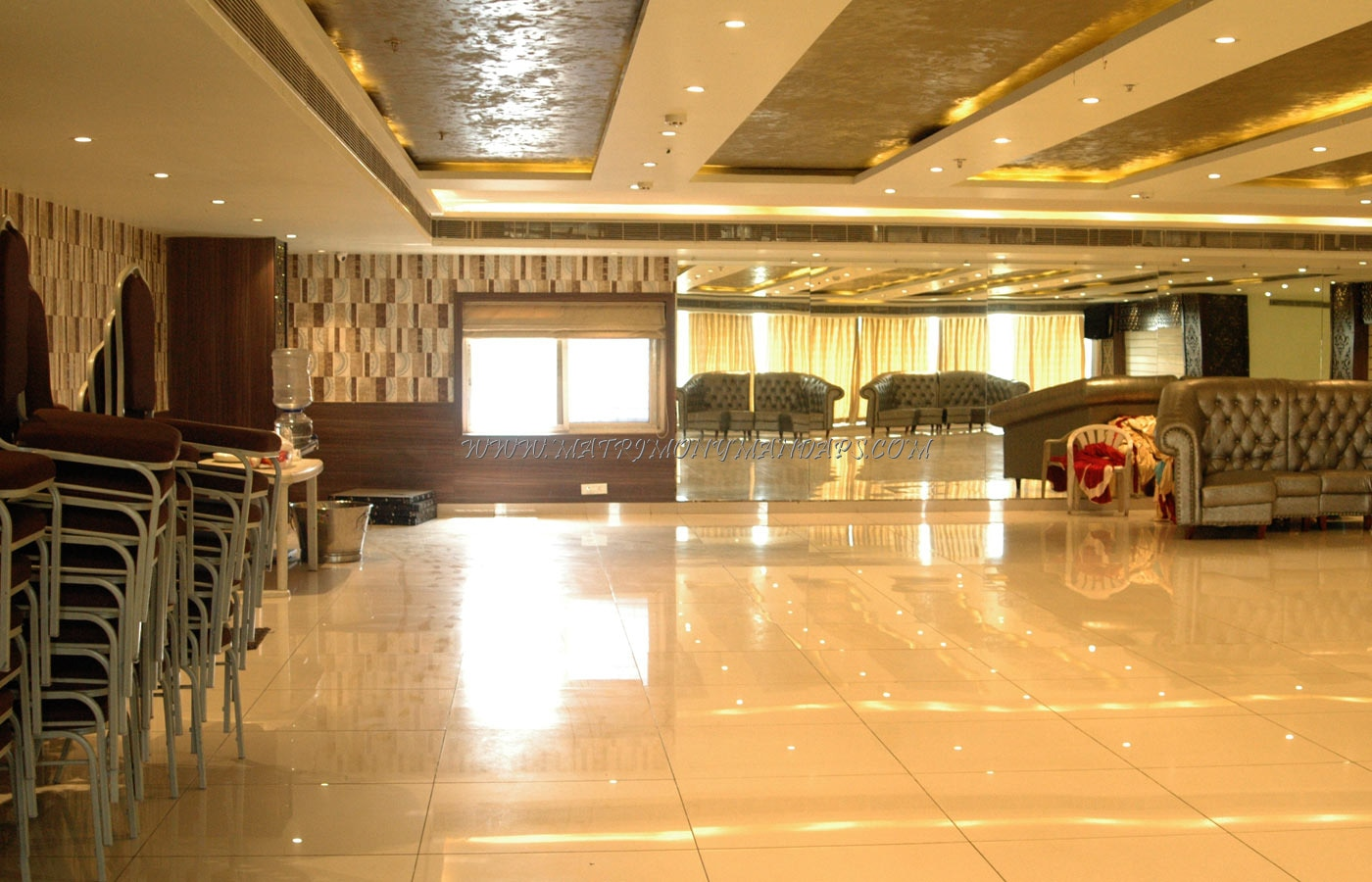 Find the availability of the S Banquets (A/C) in Gachibowli, Hyderabad and avail special offers