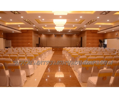 Find the availability of MCC Hall (A/C)  in ECR, Chennai and avail the special offers