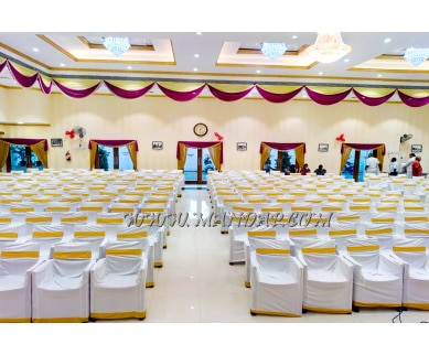 Find the availability of Aishwaryam Kalyana Mandapam (A/C)  in Avadi, Chennai and avail the special offers