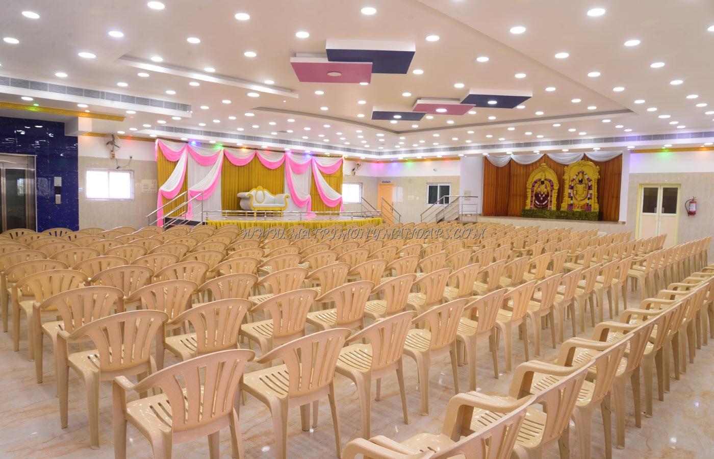 Sri Vari Mahal - Hall