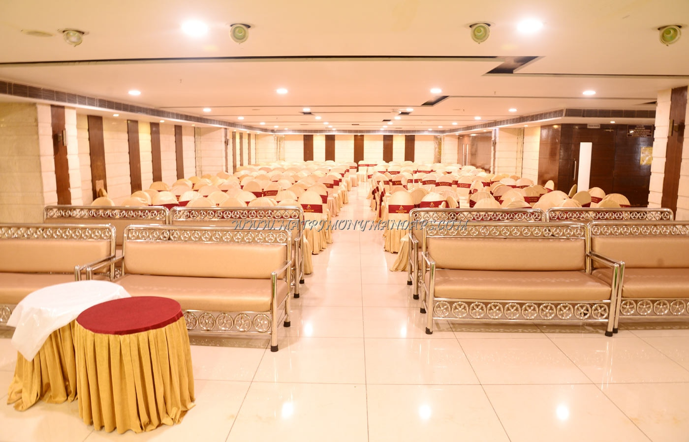 Find the availability of the Hotel Sitara Grand - Galaxy Hall (A/C) in LB Nagar, Hyderabad and avail special offers