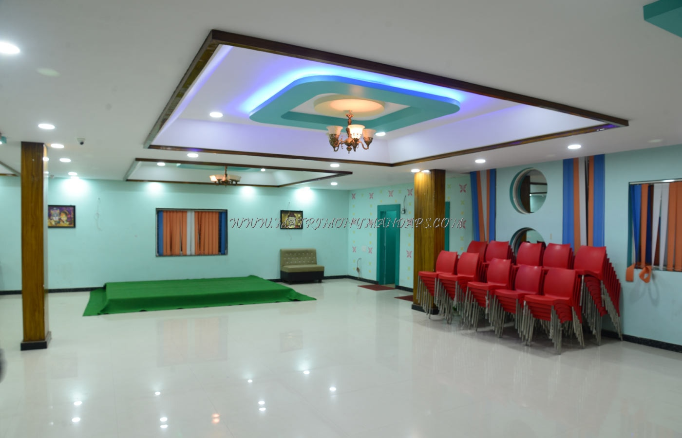 Find the availability of the Orangge Banquet Hall (A/C) in Sainikpuri, Hyderabad and avail special offers