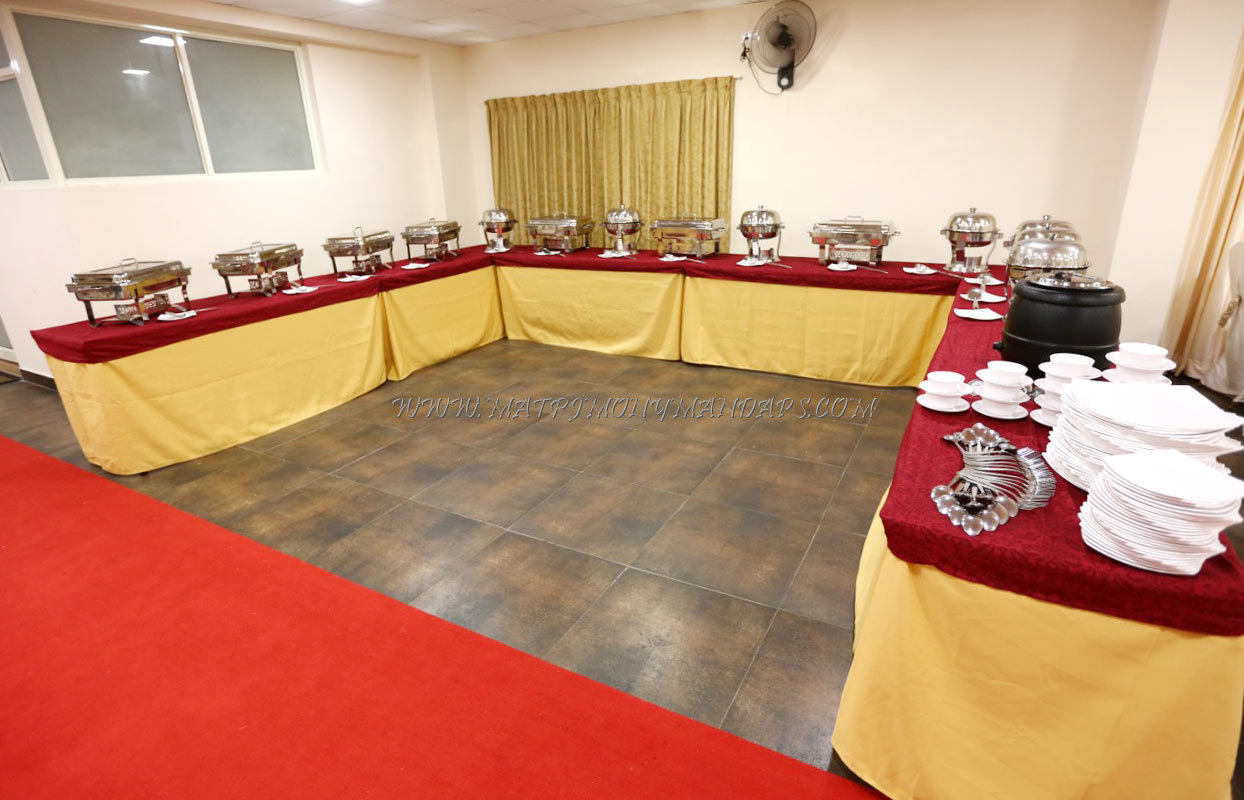 Find More Banquet Halls in Old Madras Road