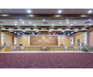 Find the availability of Vijaykiran Convention Centre (A/C)  in Kaggadasapura, Bangalore and avail the special offers