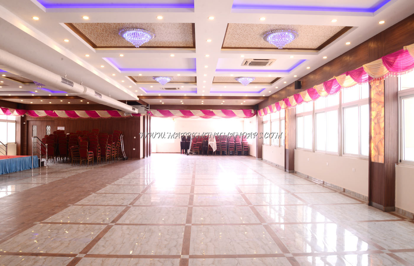 Find the availability of the Amuthappas Marriage Hall (A/C) in Kovur, Chennai and avail special offers