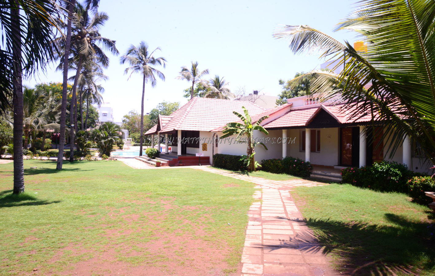 Find the availability of the Green Meadows Resort (A/C) in ECR, Chennai and avail special offers