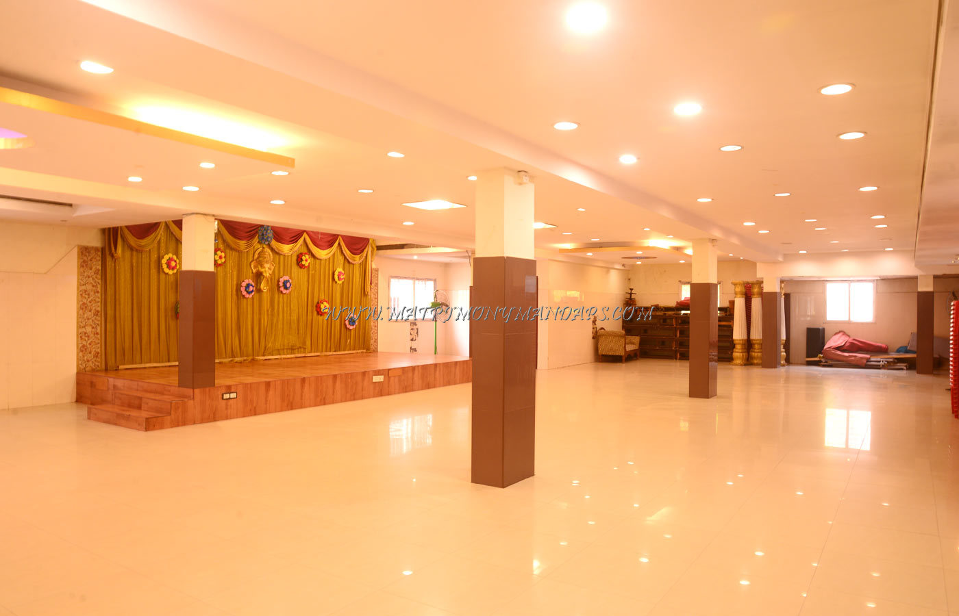 Find the availability of the Suriya Mahal (A/C) in Alwarthirunagar, Chennai and avail special offers