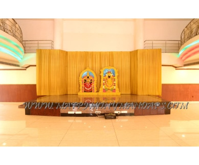 Find the availability of Ram Seetha Hall (A/C)  in Rajakilpakkam, Chennai and avail the special offers