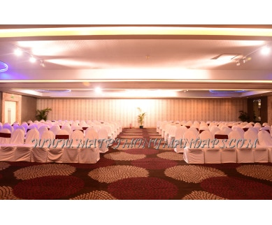 Find the availability of Ballroom 2 Le Royal Meridien (A/C)  in Guindy, Chennai and avail the special offers
