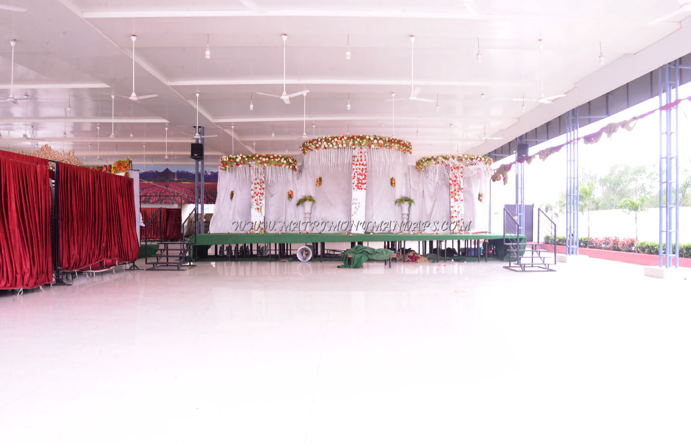 Find the availability of the NOOR FUNCTION HALL in Erragadda, Hyderabad and avail special offers